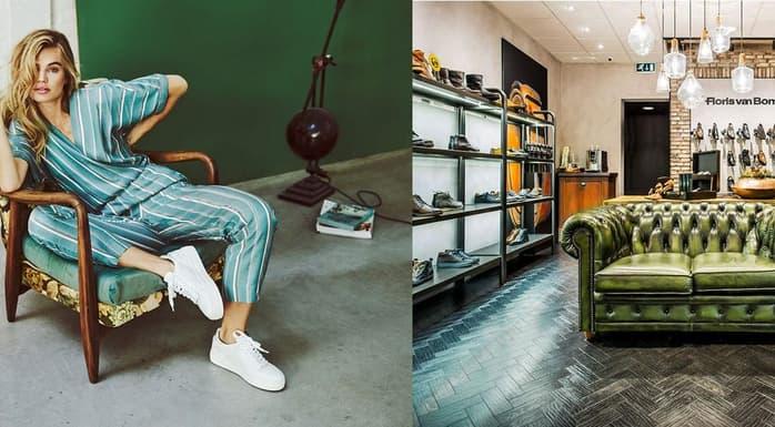 Floris van Bommel / Sneakers