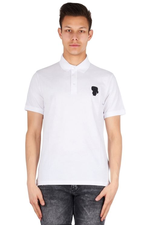 Karl logo polo