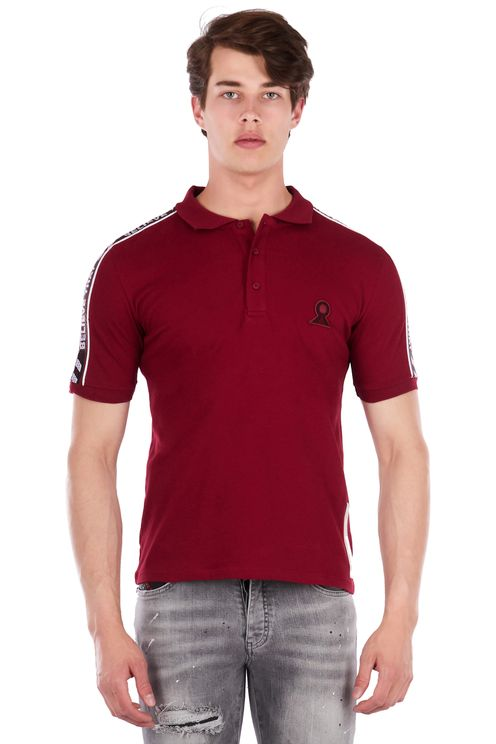 BelieveThat polo rood
