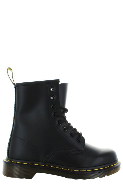1460 Smooth Black Boot Black