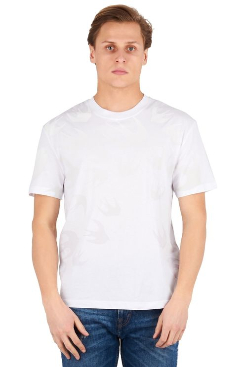 Zwaluw t-shirt wit