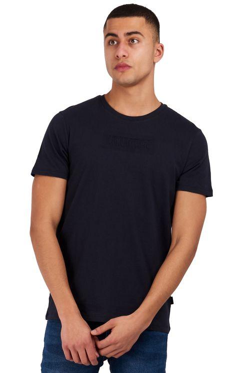 outline af emboss t-shirt