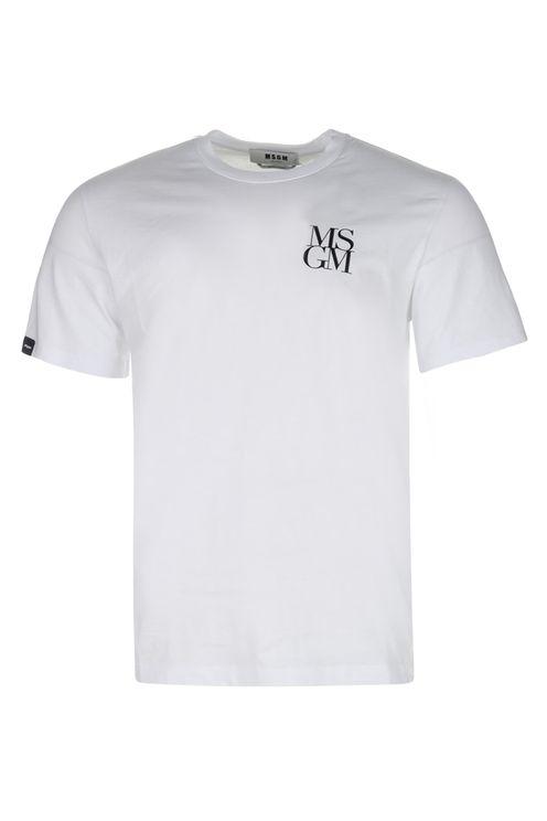 T-shirt Small Logo White
