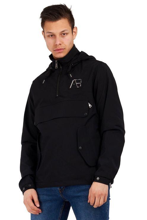 Anorak Jacket Zwart