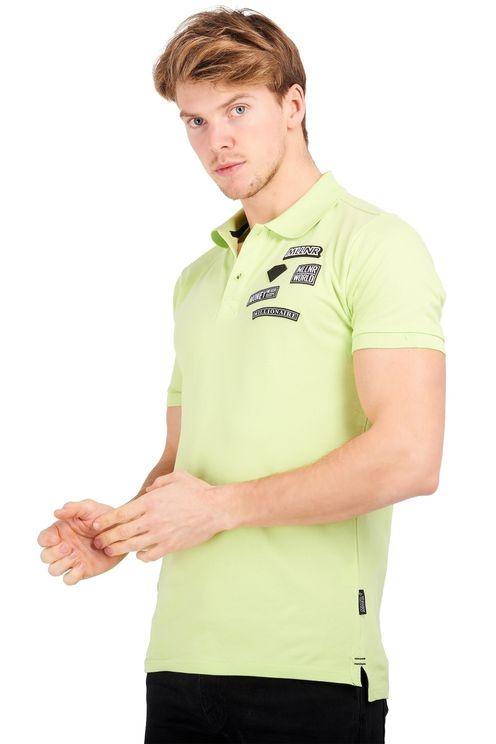 Polo Neon Green
