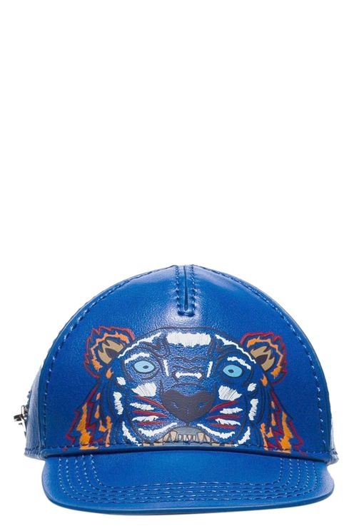 Tiger Logo Hat Coin Wallet