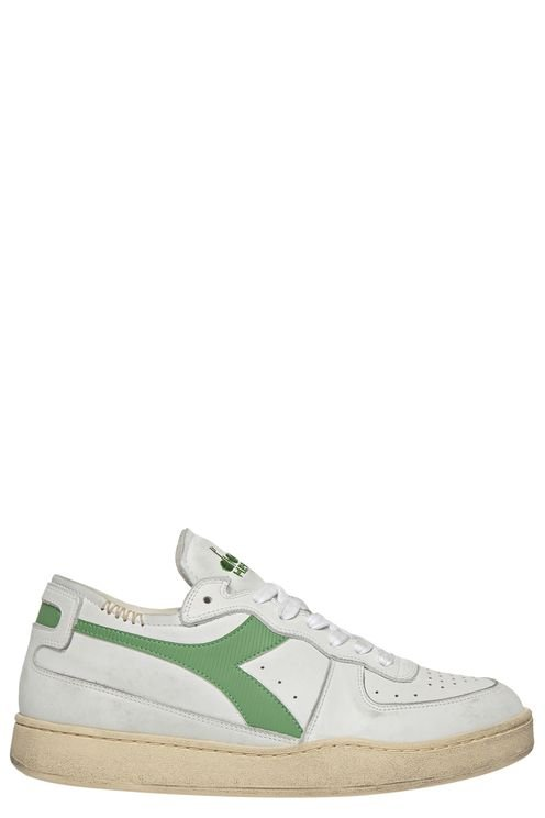 Mi basket row cut sneakers