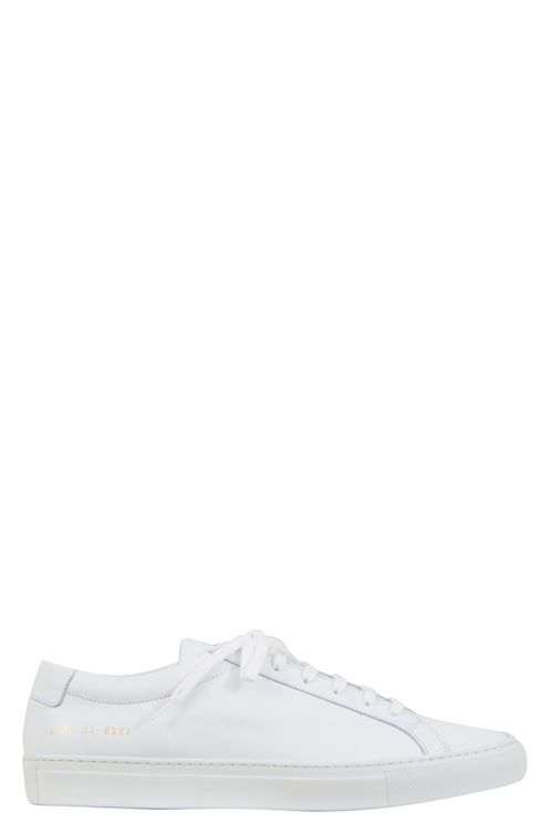 Achille Sneaker White Leather