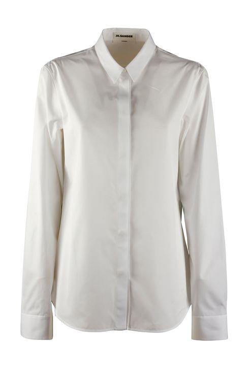 Monday Cotton Poplin Shirt