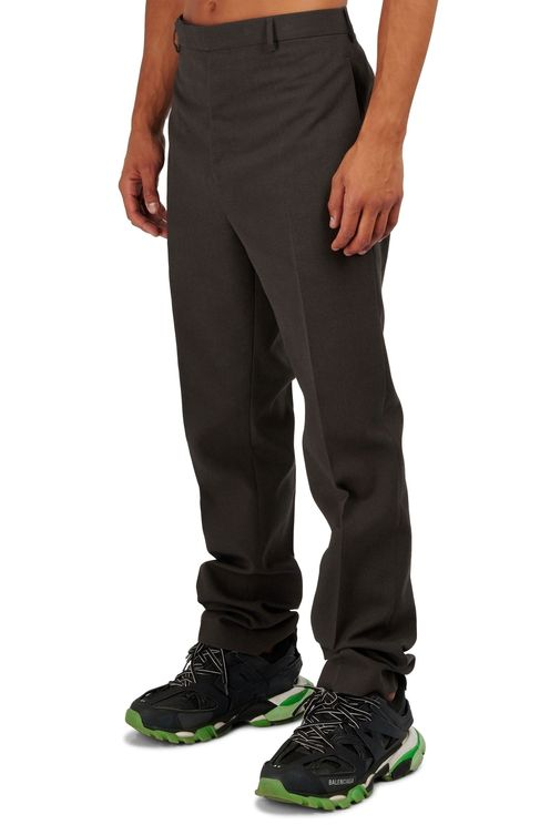 Pantalon costume bronze