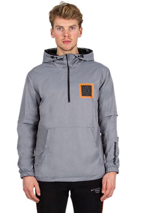 XPLCT Square Jacket Grey