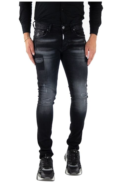 Novara Black Jeans