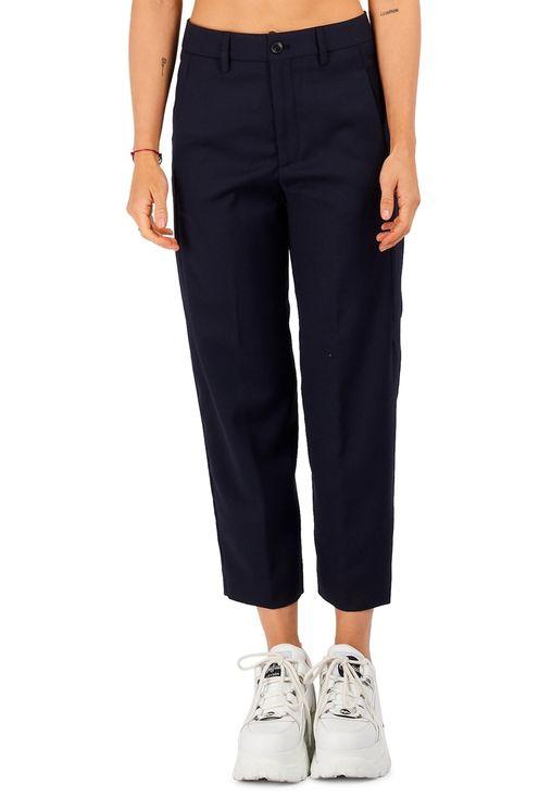 Blauwe pantalon