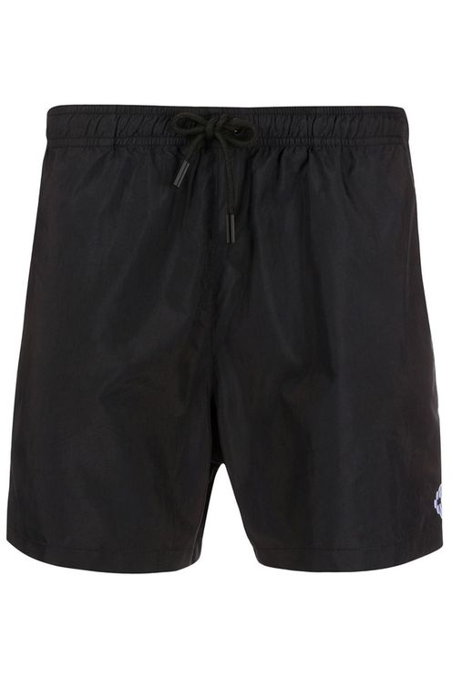 Piping Cross Logo Swim Shorts