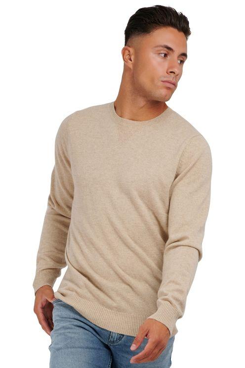 Cashmere Knitwear Grain Beige