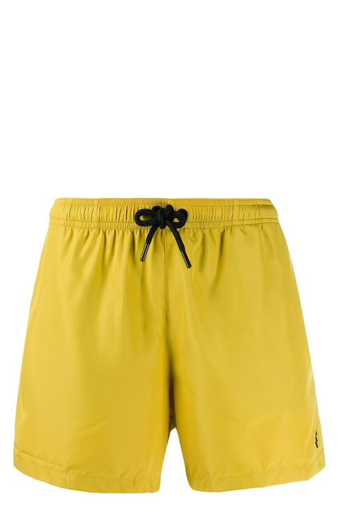 County Of Milan Cross Logo Swim Shorts