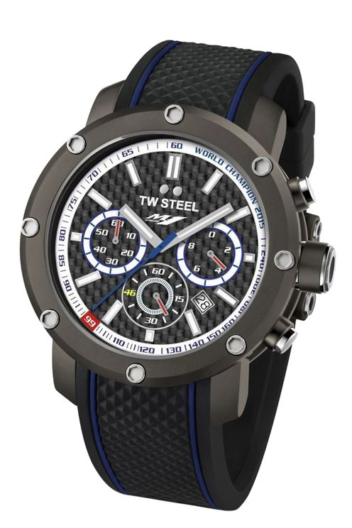 TS7 Yamaha Factory Racing herenhorloge 48 mm