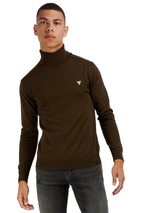 Turtleneck Army Green