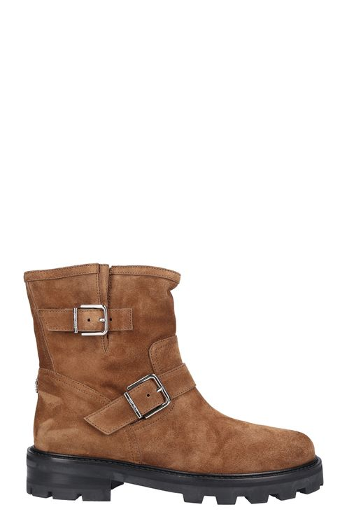 Ankle Boots Brown Youth Ii Cacao