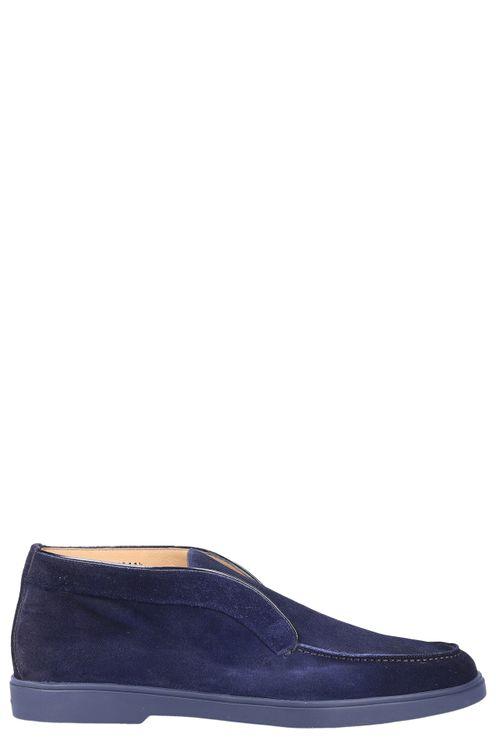 Flat Shoes Blue Titus