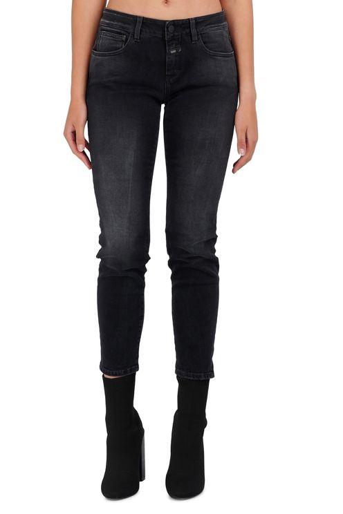 Jeans grijs