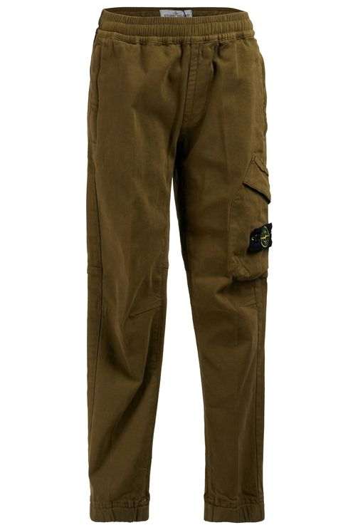 Pants Military Green