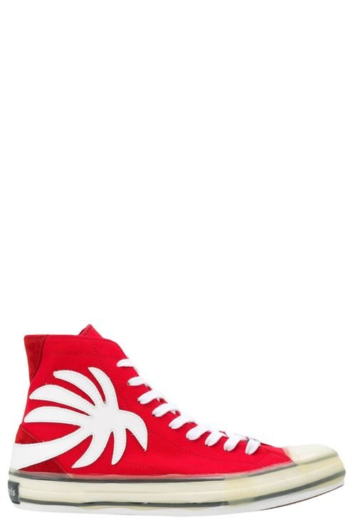 Sneakers Red Red