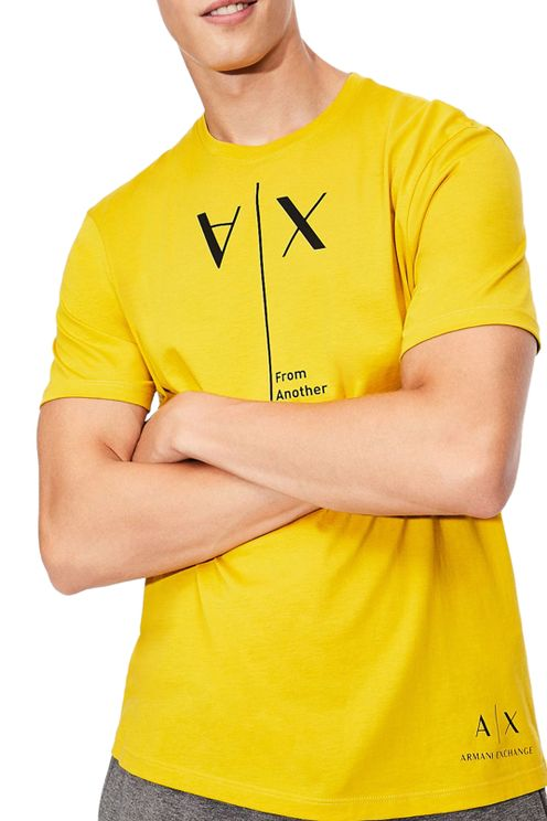 T-shirts and Polos Yellow