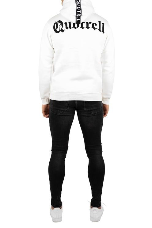 Commodore Hoodie Off White
