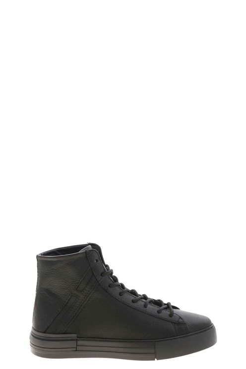 Sneakers rebel derby liscio nere