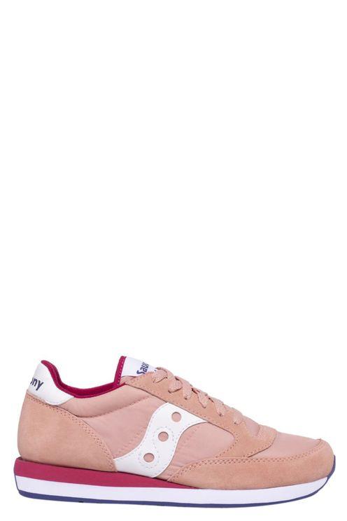 Sneaker Jazz Original Rosa/rosso