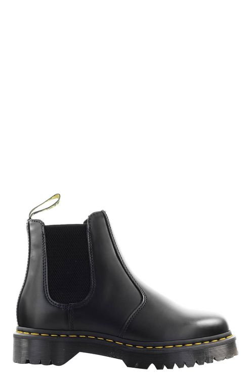 2976 Bex Smooth Black Chelsea Boot Black
