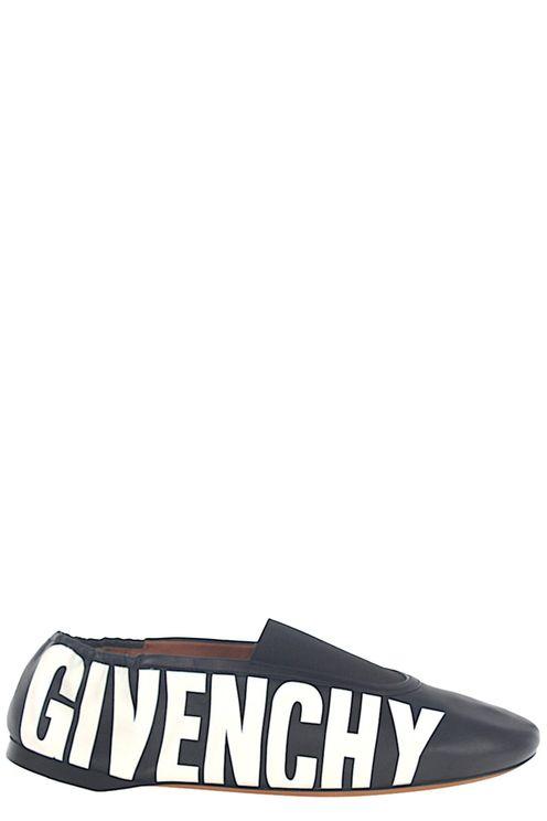 Women Loafers BE Logo Black - Helmine
