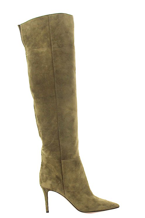 Women Boots Sue Suede - Bocelli