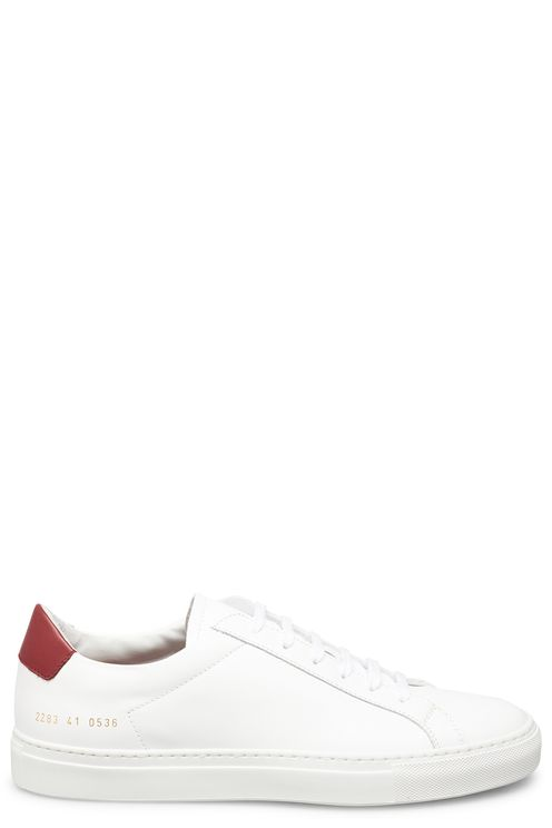 Retro Low White/Red