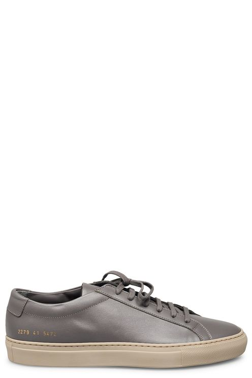Achilles W/Contrast Sole Dark Grey