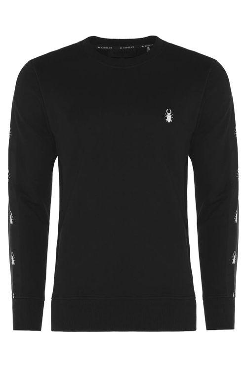 Sweater Line Black