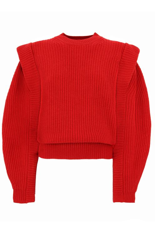 Isabel Marant Sweaters Red