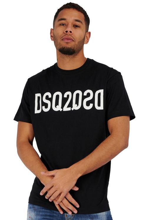 Dsq2 t-shirt Black