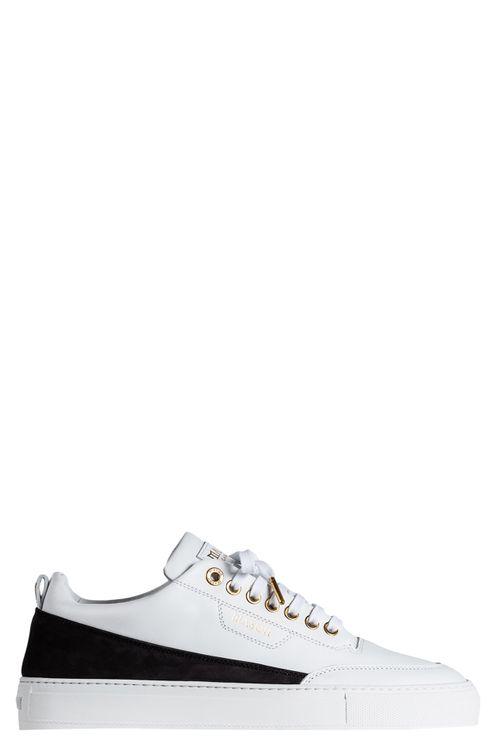 Torino Leather / Nubuck - Whit