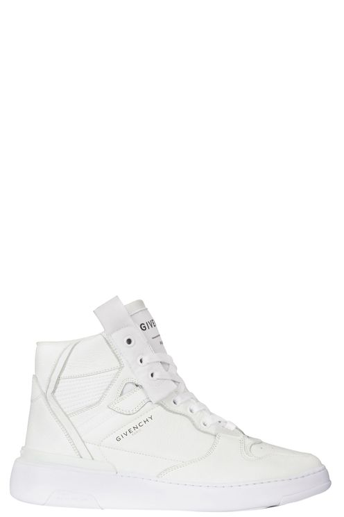 Wing Sneaker High White