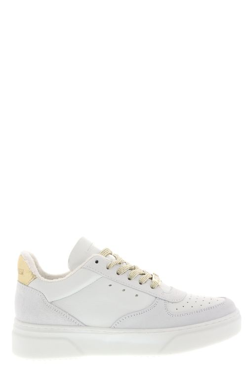 Sneakers Darma White/gold Wit