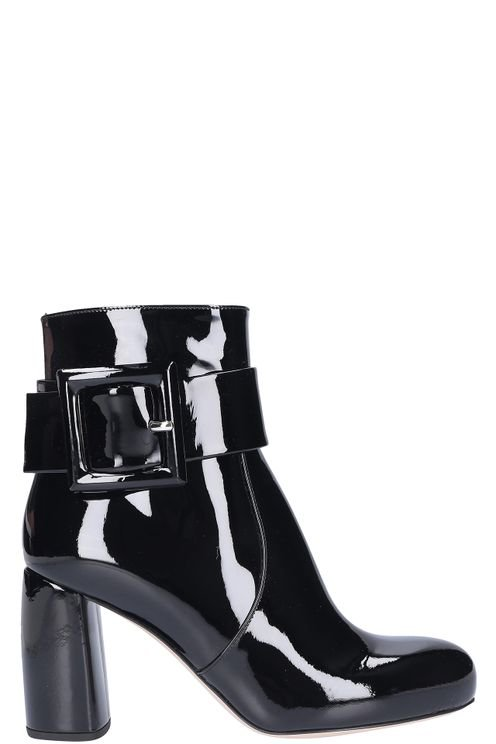Women Ankle Boots Black - Tamara