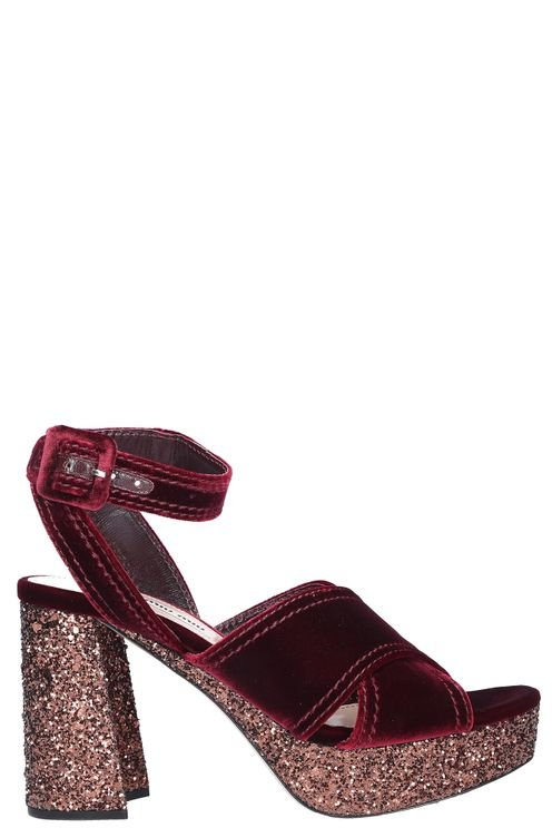 Women Platform Sandals - Garibaldi