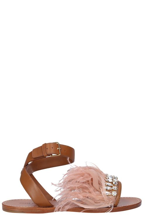 Women Strappy Sandals - Birdy
