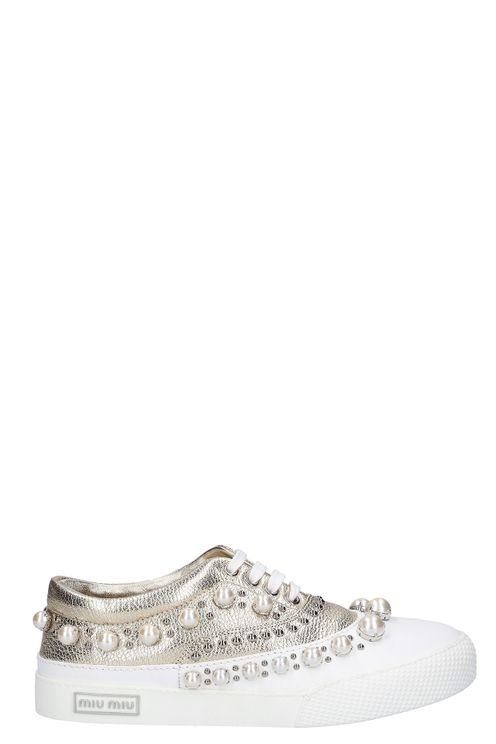 Women Low-Top Sneakers Calfskin - Dodo