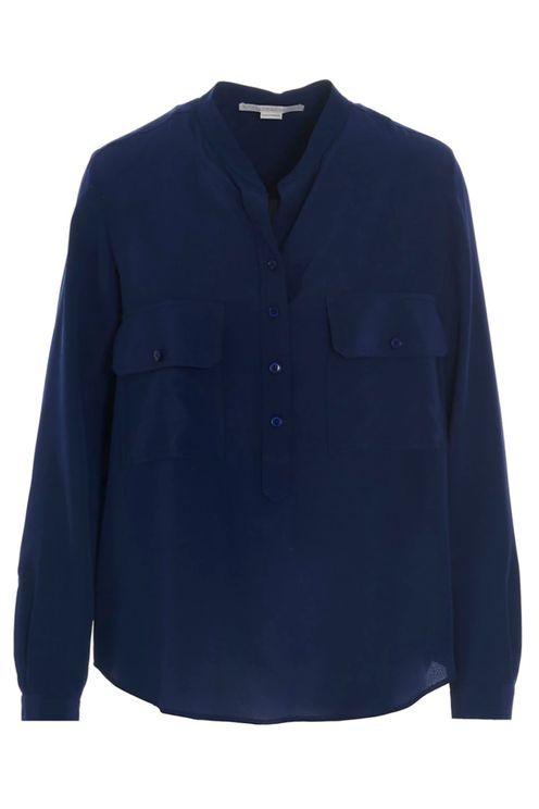 Estelle Shirt Silk Crepe De Chine