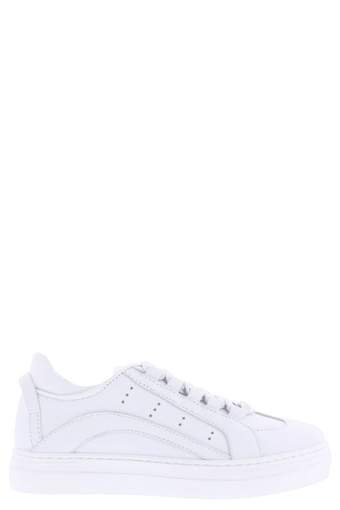 551 Box Sole Sneakers Lace Up