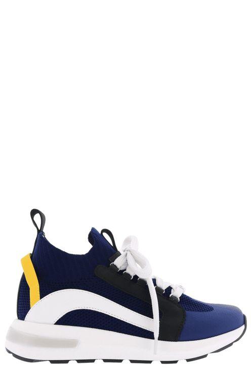551 Bumpy Sock Sneakers Lace U