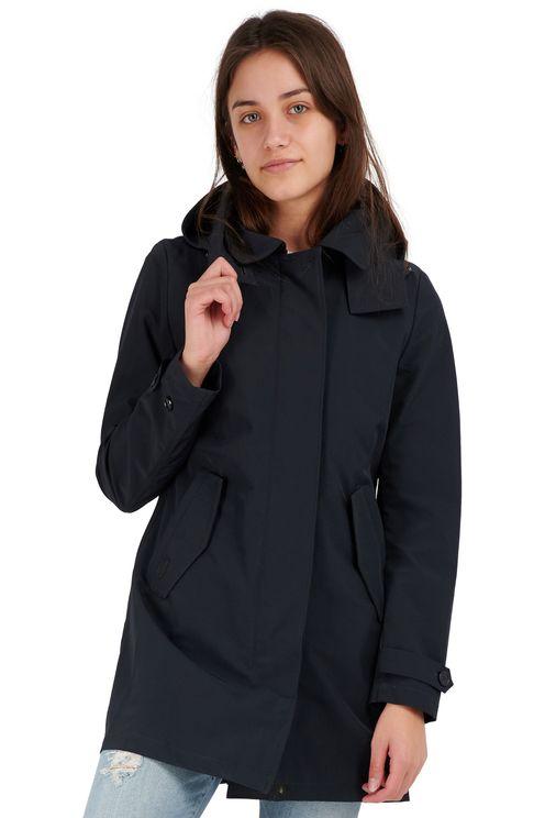 Long Technical Shell Jacket